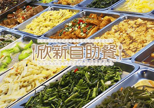 2018 - 欣新自助餐,台中網頁設計、台中網站設計公司推薦、SEO、RWD、響應式網站設計